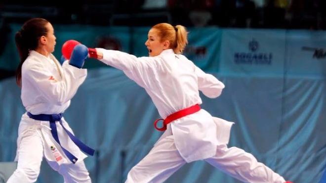 Milli karatecilerden Almanya'da 5 madalya!