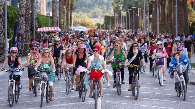 Kadınlar'da Bisiklet turu heyecanı Edirne'de başlıyor!