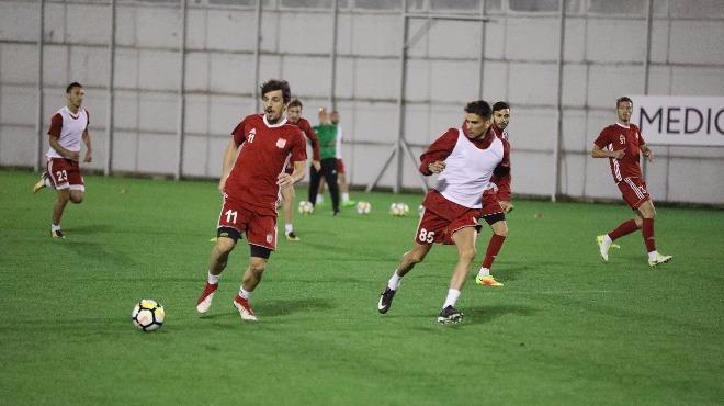 Sivasspor, Osmanlıspor hazırlığında