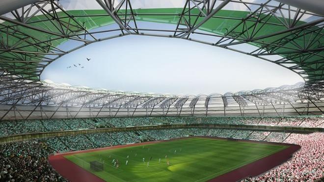 Başbakan talimat verdi! Sakarya'nın yeni stadı...