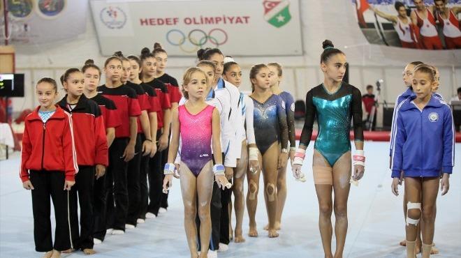 Artistik Cimnastik Federasyon Kupası başladı