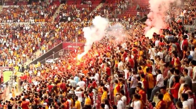 Galatasaray taraftarda da lider! Rakamlar belli oldu...