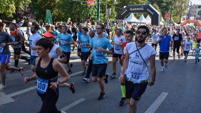 11. Saraybosna Yarı Maratonu koşuldu!