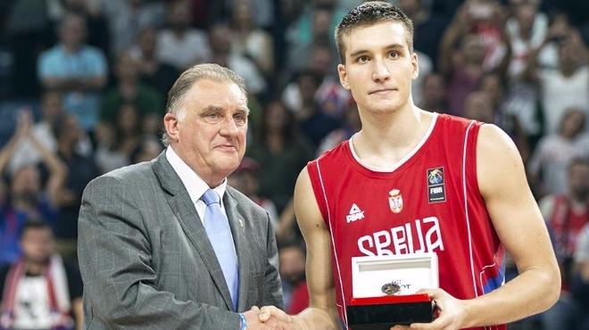 Bogdanovic'den rakibe saygı!