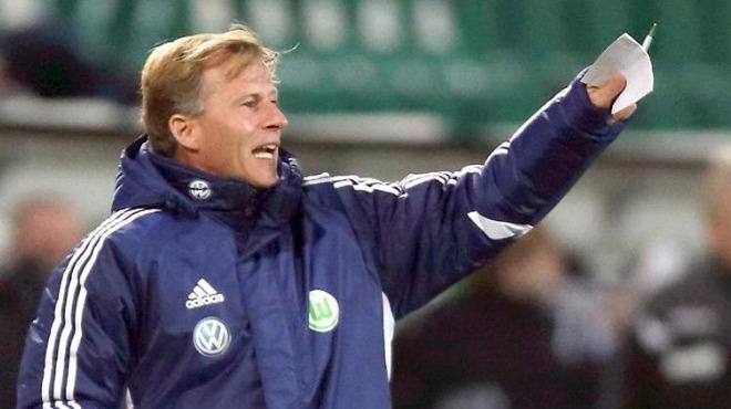 Wolfsburg'da Jonker dönemi sona erdi