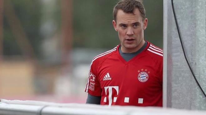 Manuel Neuer'den üzücü haber!