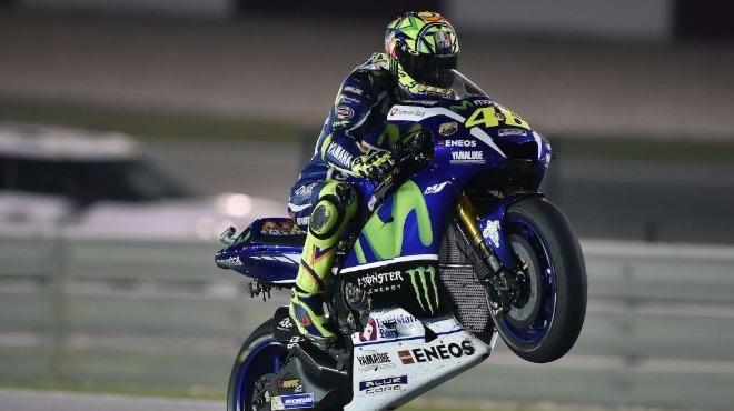 Rossi pistlere dönüyor