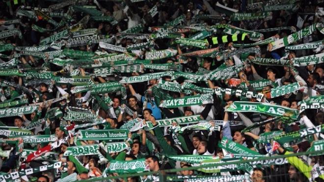 Bursaspor taraftarlarına mesaj