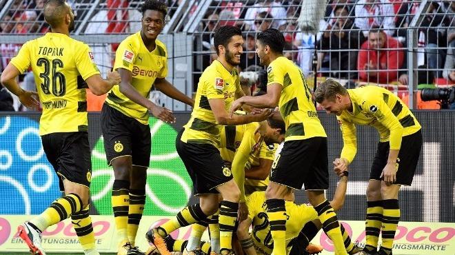 Ömer Toprak'lı Dortmund ligde gol yemiyor!