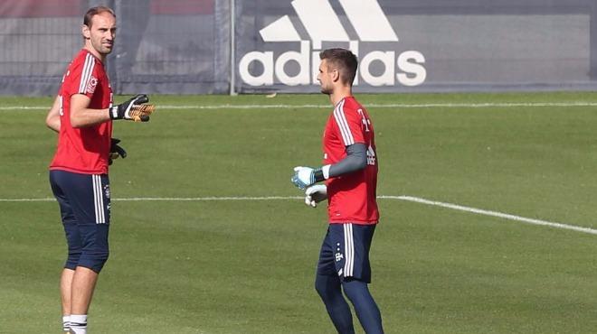 Neuer'in sakatlığının ardından Bayern'in ilginç tercihi