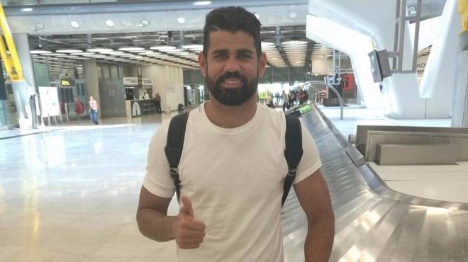 Galatasaray için Diego Costa iddiası
