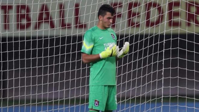 "Trabzonspor'un genç kalecisi konuştu: ""Onur ağabey..."""
