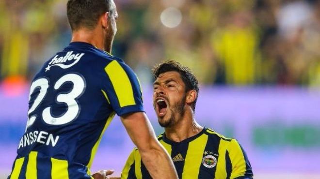 Fenerbahçe'nin en golcüsü Giuliano