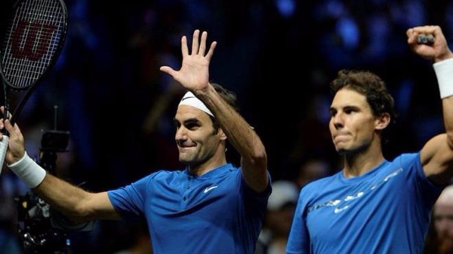 Federer, Williams ve Nadal, yangın mağdurlarına destek için korta çıkacak