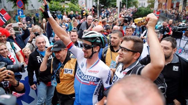 Fransa Bisiklet Turu ikinci etabının lideri Peter Sagan!
