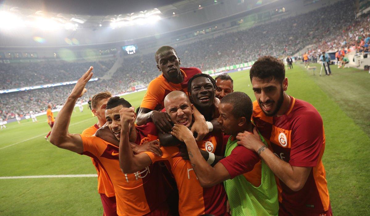 """Galatasaray'ın şampiyon olacağına.."""
