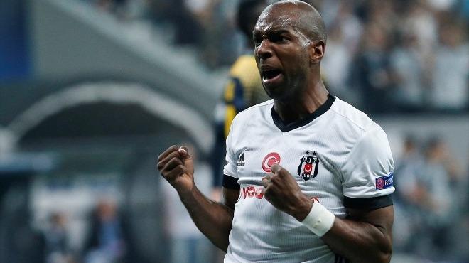 Beşiktaş forması giyen Ryan Babel, dalya peşinde!