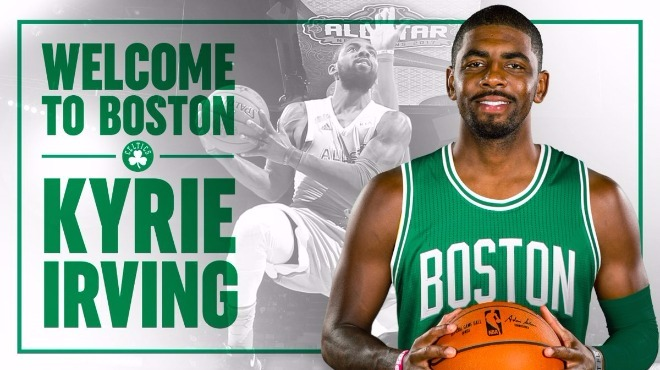 25 - Kyrie Irving: $43.3 M