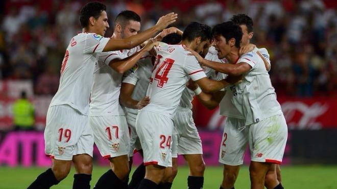 Sevilla, Malaga'ya acımadı:2-0!