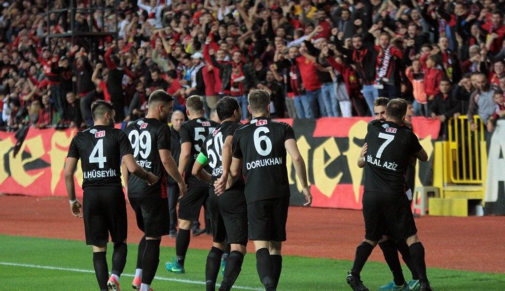 Eskişehir'deki yeni stadın adı değişiyor