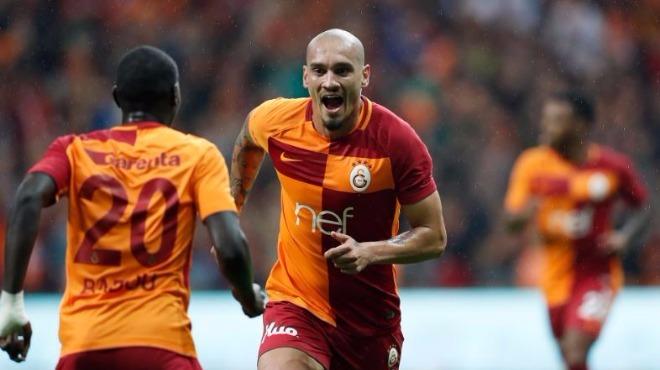 Maicon, Galatasaray'dan ne kadar kazanıyordu?