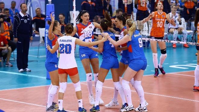 Sırbistan Avrupa şampiyonu!
