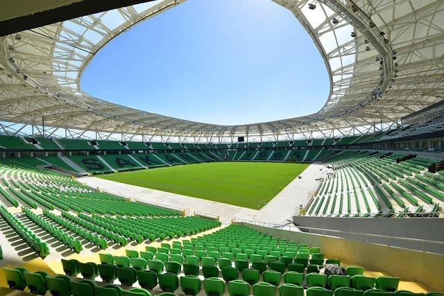 Yeni Sakarya Stadyumu pazar günü açılıyor!