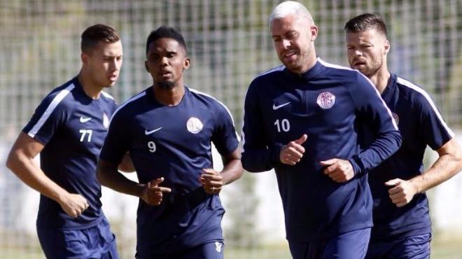 """""""Antalyaspor'dan korkmuyoruz"""""""