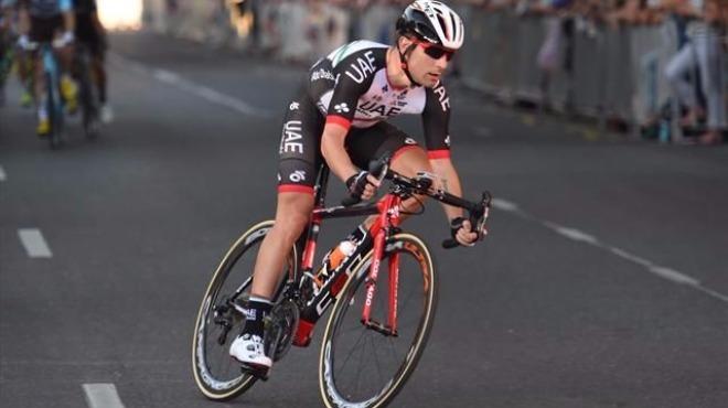 """Diego Ulissi: """"Artık son iki etapta da Turkuaz Mayoyu koruyacağım"""""""