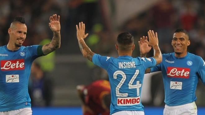 Napoli'yi Roma da durduramadı!
