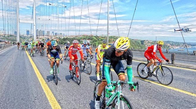 Cumhurbaşkanlığı Türkiye Bisiklet Turu'nun son etabı başladı