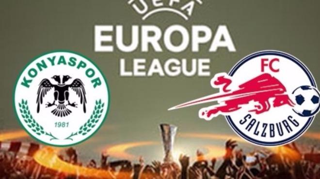 Konyaspor-Salzburg maçı ne zaman hangi kanalda?.