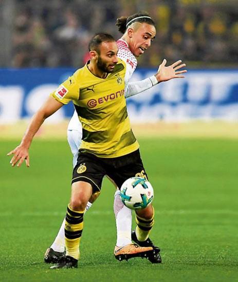 Dortmund'da gündem Ömer Toprak