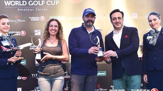 Turkish Airlines World Golf Cup 2017'in İstanbul'daki son ayağı sona erdi!