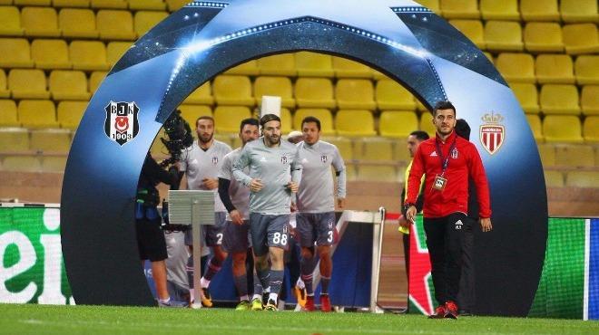 """Beşiktaş deplasmanda """"dalya"""" dedi"""