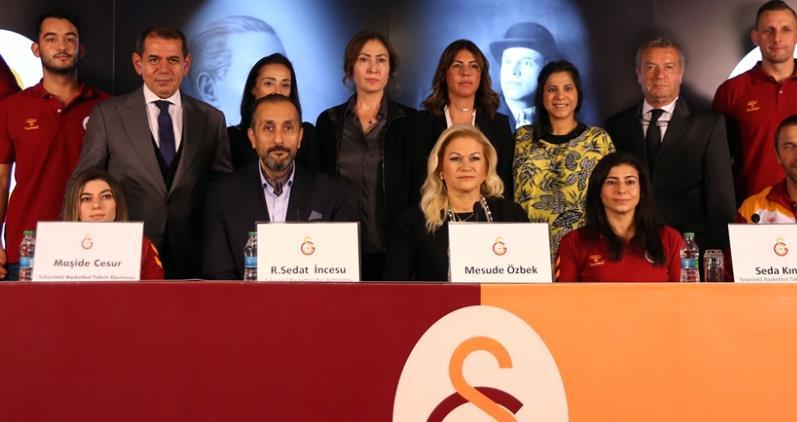 """Galatasaray'dan """"Engelleri Aşıyoruz"""" organizasyonu"""