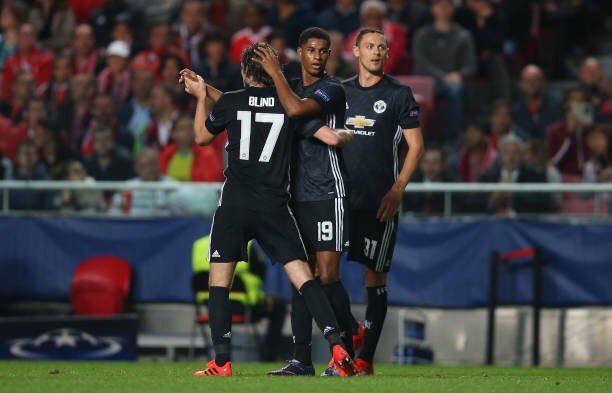 A Grubu-Manchester United