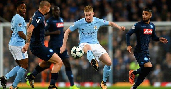 F Grubu-Manchester City