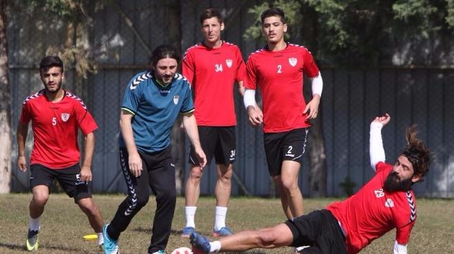 Manisaspor'da gözler Giresunspor maçına çevrildi