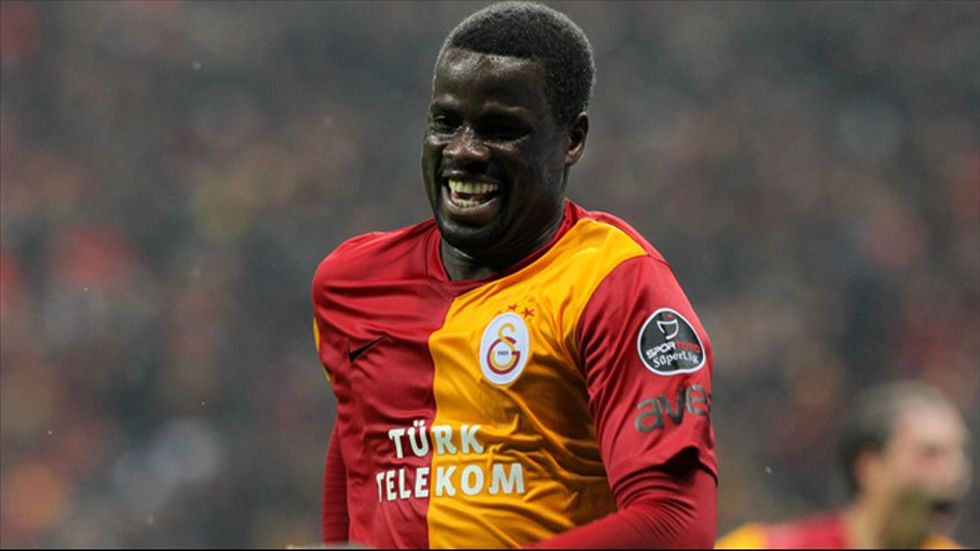 Galatasaray'da Eboue gelişmesi! Buluştular!