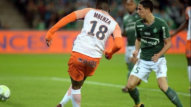 Montpellier, Saint-Etienne'e sahasında ilk mağlubiyetini tattırdı!