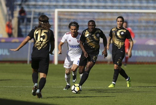 Futbolculara en fazla şans Osmanlıspor'dan