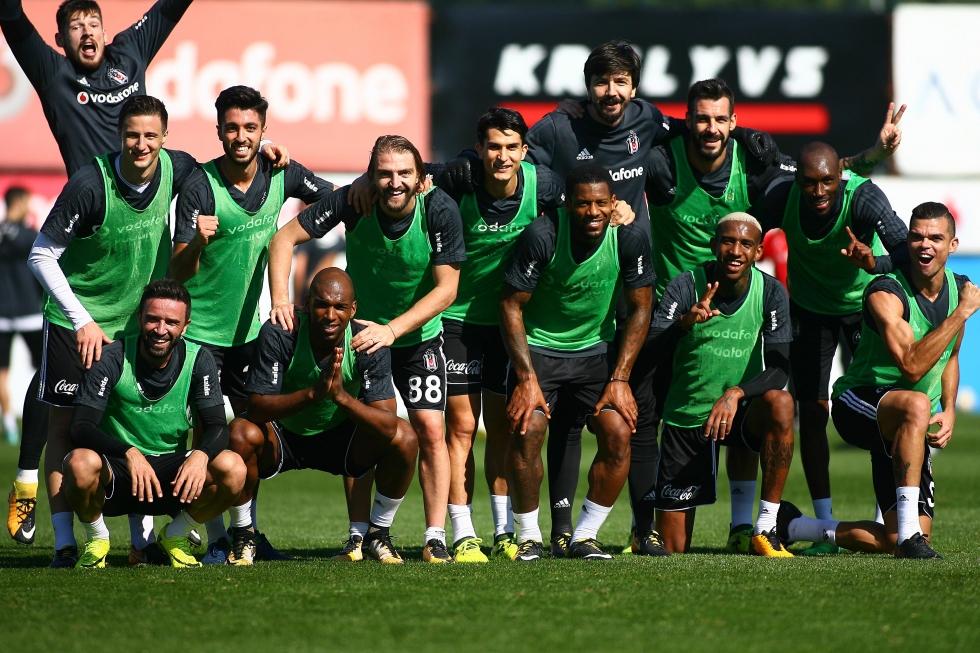 Beşiktaş, Monaco maçına hazır