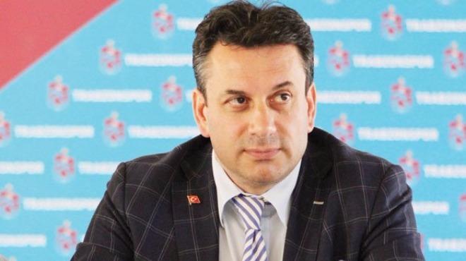 Celil Hekimoğlu açıkladı! Trabzonspor başkanlığına adayı olacak mı?