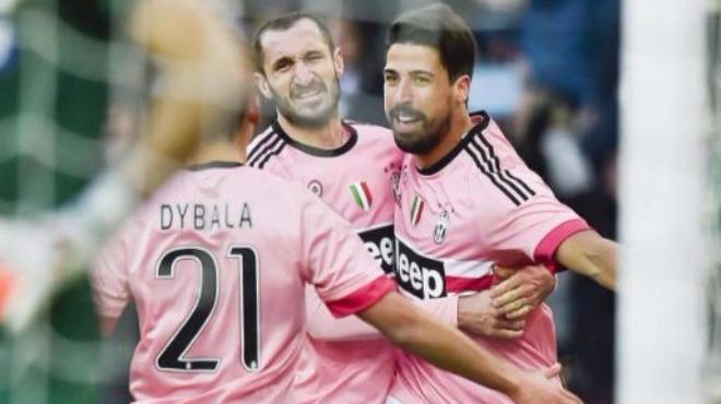 Khedira hat-trick yaptı, Juve altı gollü kazandı
