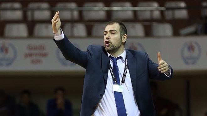 """Stefanos Dedas: """"Savunmada ve hücumda çok iyiydik"""""""