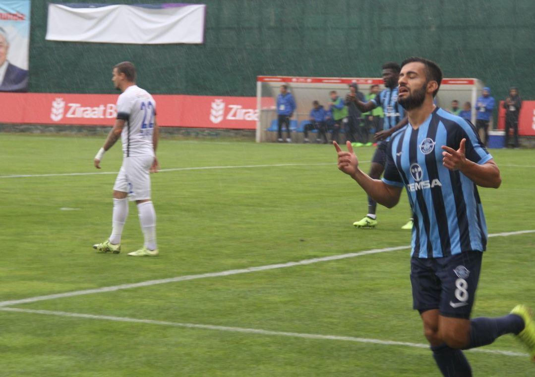 Adana Demirspor penaltılarla turladı!