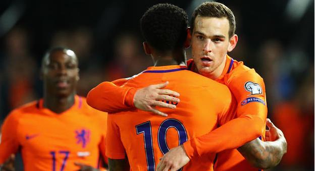 Hollanda aday kadrosu açıklandı! Süper Lig'den 4 isim...