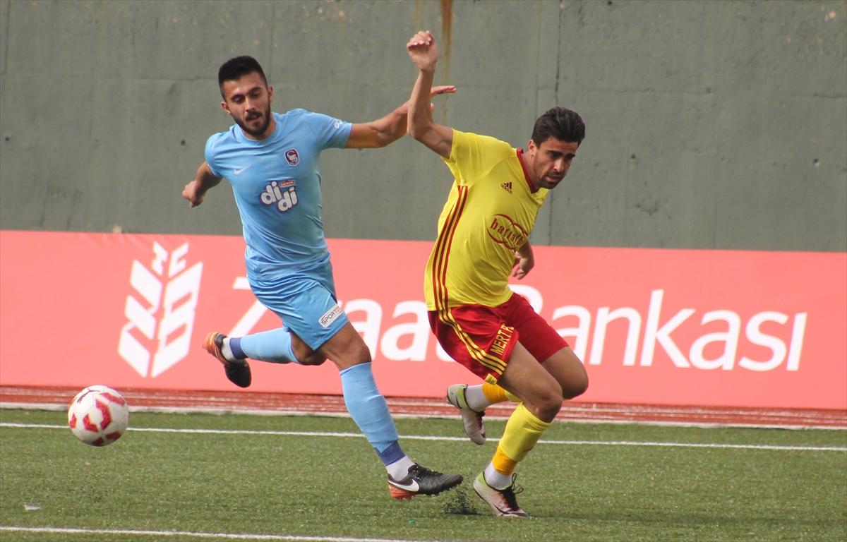 Yeni Malatyaspor kupada tur atladı!