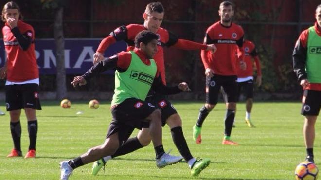 Gençlerbirliği, Yeni Malatyaspor maçına hazır